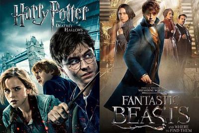 [FORUM] Kira-kira bakal milih Harry Potter atau Fantastic Beast ya?
