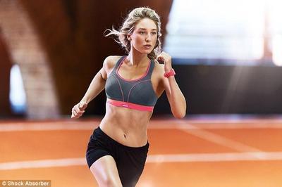 [FORUM] Suka olahraga dengan sport bra atau tanpa sport bra?