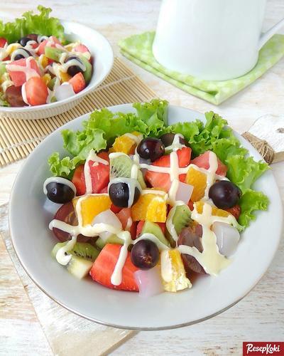 [FORUM] Menurut kalian, salad itu sehat ga sih?