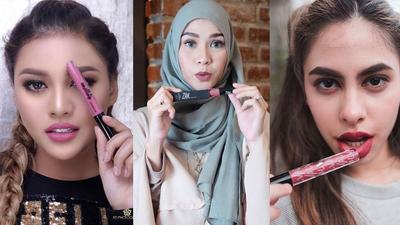 [FORUM] Dear, pernah coba lipstik yang dijual artis?