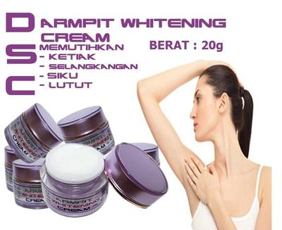 DSC Armpit Whitening Cream