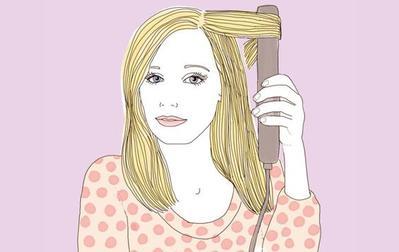 Hentikan Dulu Penggunaan Alat Styling Rambut