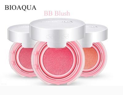 [FORUM] Ada yang udah coba cream blush dari Bioaqua?