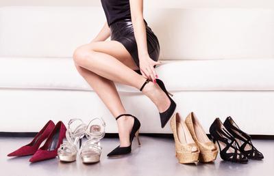 [FORUM] Ladies, ada yang nggak bisa pakai sepatu heels?