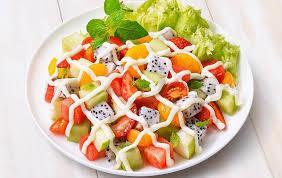 [FORUM] Pilih salad sayur atau salad buah?