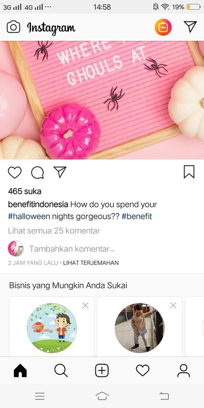 [FORUM] kok Instagram aku follow2 sendiri ya