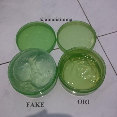 [FORUM] Hati-hati Nature Republic Aloe Vera Gel Palsu Ladies