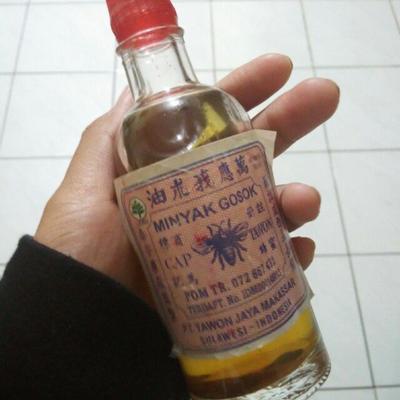 [FORUM] Minyak tawon beneran dibuat dari tawon ya?