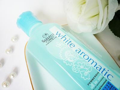 [FORUM] White Aromatic Pembersih All In One ternyata ampuh angkat kotoran di wajah