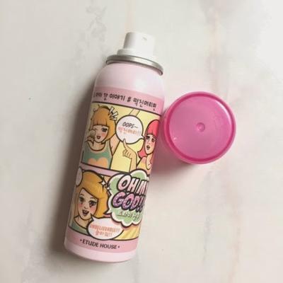 1. Etude House Oh My God! Dry Shampoo
