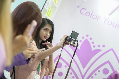 Turut Ramaikan Cosmobeaute 2018, Ini Keseruan di Booth Avione Beauty