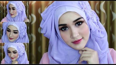 [FORUM] Kamu masih mau gak ke pesta dengan model hijab seperti ini?