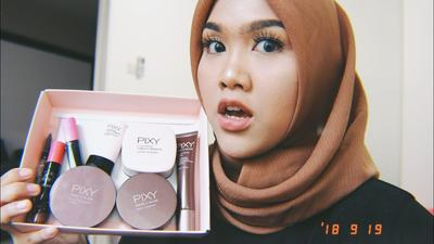 [FORUM] Pixy 4 Beauty Benefit atau Pixy Make It Glow?
