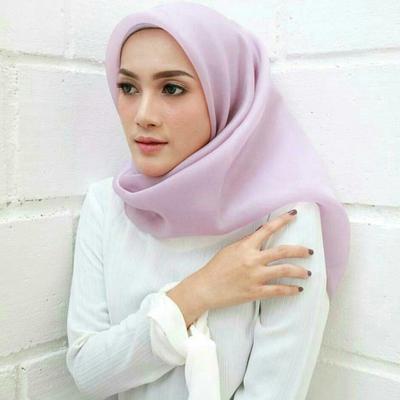 [FORUM] Kenapa sih pakai hijab organza susah banget diaturnya biar rapi?
