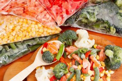[FORUM] Dear, rasa sayuran beku akankah beda dengan yang fresh?