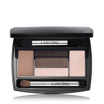 Riasan Mata Natural dengan 5 in 1 Eyeshadow Palette dari Lancome