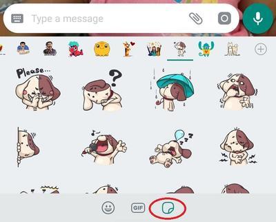 [FORUM] Cara bikin stiker WhatsApp gimana sih? Kok aku nggak bisa-bisa..
