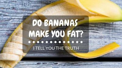 [FORUM] Makan Pisang Malah Bikin Gendut?
