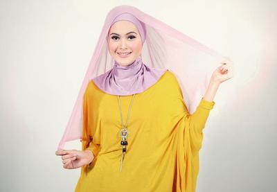 [FORUM] Masih ada yang suka pakai jilbab paris nggak di sini?