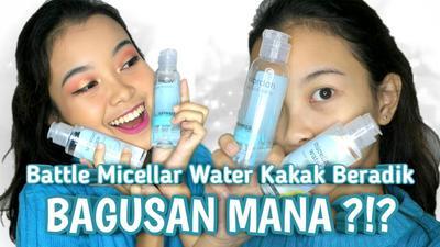 [FORUM] Micellar Water Emina vs Wardah, Mana yang Lebih Ampuh Hapus Makeup?