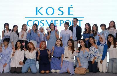 KOSÉ Cosmeport Kini Resmi Hadir di Indonesia