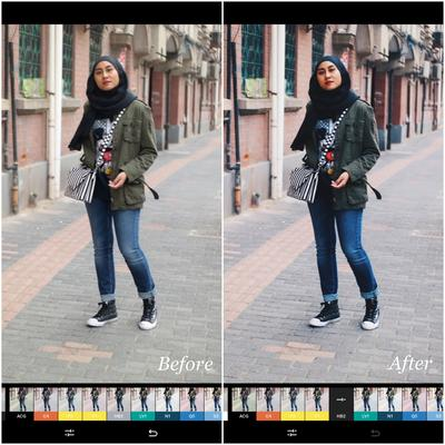 [FORUM] Ngedit foto di lightroom ata vsco ya?