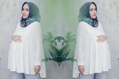 [FORUM] Hijab yang nyaman dipakai bumil bahan apa yaaa...