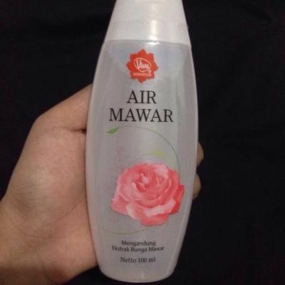 [FORUM] Air Mawar Viva Cosmetics Bisa Dijadiin Toner Nggak sih?