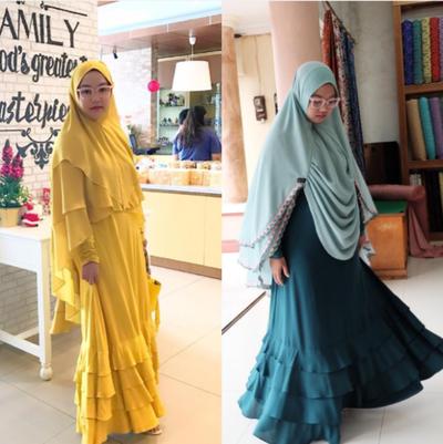 [FORUM] Hijabers, beda abaya dan gamis apa ya?