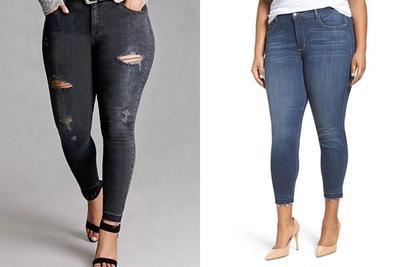 Punya Paha Besar Ingin Pakai Jeans? Simak Tipsnya Berikut Ini Agar Terlihat Fit