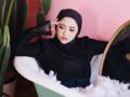 [FORUM] Rachel Vennya Kayanya Pengen Keluarin Produk Hijab Anti Air Nih