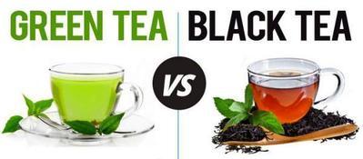 [FORUM] Lebih suka minum teh hitam atau hijau?