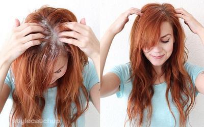 [FORUM] percaya ga sih kalo bedak bayi bisa mengusir rambut lepek?
