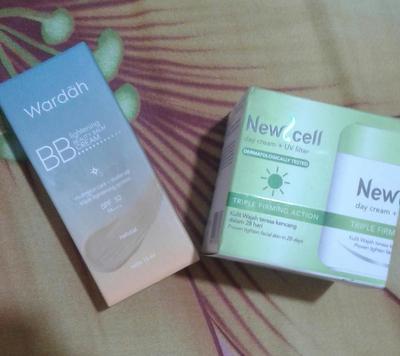 [FORUM] Wardah BB Cream atau New Cell Lightening? Hmm