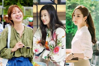 Pengen Tampil Stylish? Yuk Contek Gaya Fashion Terbaik dari 5 Drama Korea Berikut Ini!