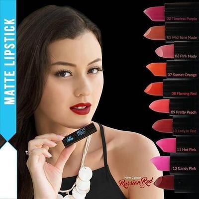 [FORUM] Ada yang udah terlanjur coba QL Matte Lipstick yang ditarik BPOM itu? Gimana reaksinya di bibir kalian?