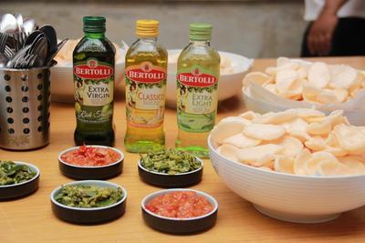 [EVENT] Olive Oil Bikin Gorengan Tak Berminyak Lezat dan Anti-Jerawatan