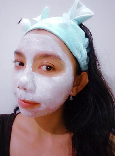 [FORUM] Bolehkah menurut kamu wajah berjerawat maskeran tiap malam?