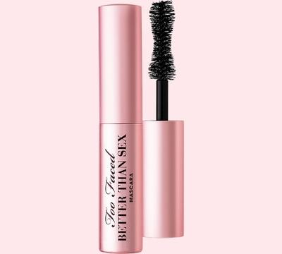3. Too Faced Better Than Sex Mascara Travel Size