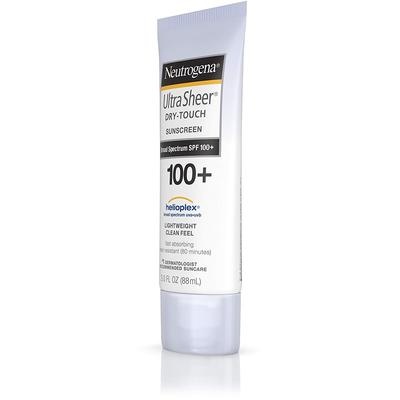 Neutrogena Ultra Sheer Dry-Touch Sunscreen SPF 100