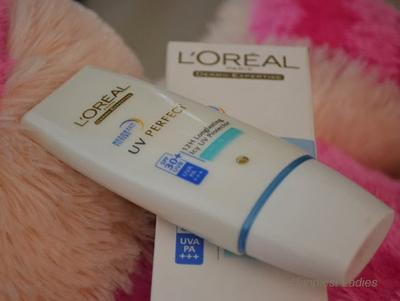 L'Oreal Paris Dermo Expertise UV Perfect Purple Sunblock