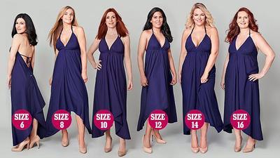 Sebenernya baju ukuran all size itu ukurannya apa sih?