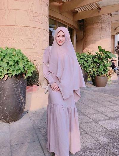 Hijab Style Syari