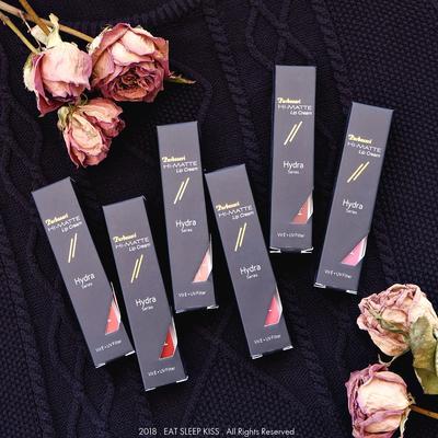 Review Purbasari Hi-Matte Lip Cream, Lip Cream Ekonomis Berkualitas!