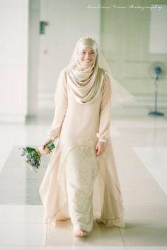 Anggun Dan Bersahaja Intip 5 Inspirasi Pilihan Gaun Pengantin Syar