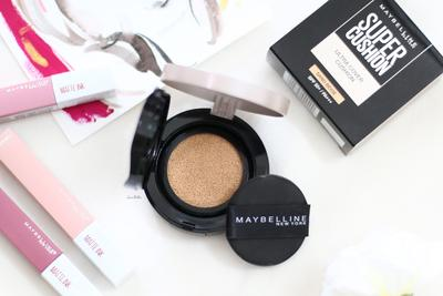 2. Maybelline Super Cushion Ultra Cover, Review dan Harga