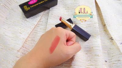 4. Lipstik Purbasari Matte No. 90 Crystal
