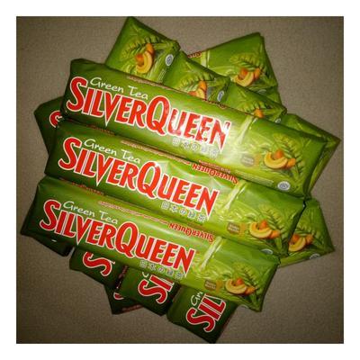 [FORUM] Matcha lovers? Udah nyobain silver queen rasa matcha?