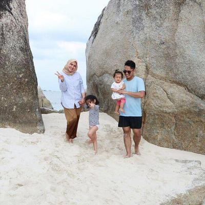 Hijab Style Ke Pantai