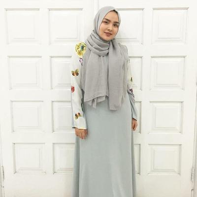 Hijab Style Dengan Pashmina